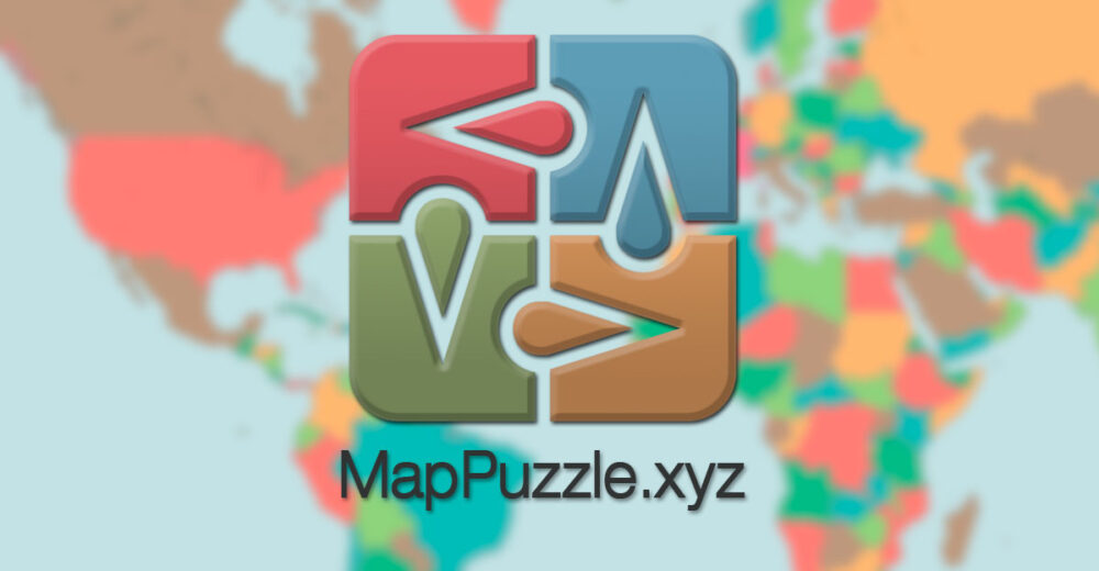 MapPuzzle.gl